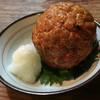 菜菜かまど - 料理写真:とび魚のつけあげ