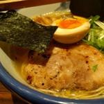 63197380 - 柚子塩ラーメン 980円