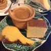 カステラ ド パウロ - 料理写真:食文化比較体験プレート