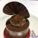 シェルブール - チョコレートのケーキ