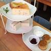 紅茶専門店 Tea Holic - 料理写真:アフタヌーンティーセット