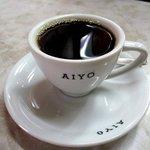 63205125 - ホットコーヒー!