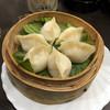 菜香 - 料理写真:蒸し餃子380円