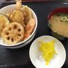 憩い処 ゆめ天家 - 料理写真:天丼=680円