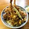 八ツ手屋 - 料理写真:天丼 上1,050円