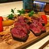 FRAPS MINAMIAOYAMA - 料理写真:熟成肉ステーキ