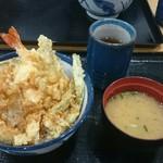 63235679 - 天丼  500円