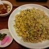 中華 さくら - 料理写真:ちりめんじゃこチャーハン(896円)