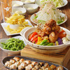 いただきコッコちゃん - 料理写真:170301_よくばり鍋コース
