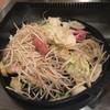 アサヒビール園 - 料理写真:最初の2人前の 野菜