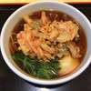 小諸そば - 料理写真:かき揚げそば(360円)