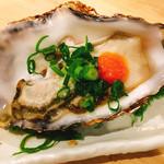 貝料理 吟 - 生牡蠣1P ¥580