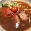 らーめんたろう - 料理写真:カレーとまとラーメン(¥780)