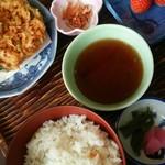 井筒屋 - 料理写真:駿河定食1750円です。