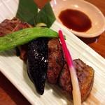 吉仙 - 鴨炙り焼き1350円
