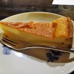 63259834 - トルテタイプのチーズケーキ
