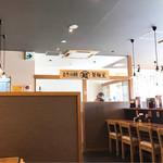 とりの助 - 製麺室