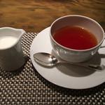 鉄板焼 心 - 紅茶