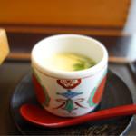 ゆたか寿し - 茶碗蒸し