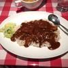 モンタンベール - 料理写真:ハヤシカレー950円