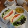 10 グッド コーヒー&サンドイッチ - 料理写真:食パンサンド