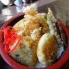 秀寿し - 料理写真:天丼っ!