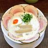 Mitsuba - 料理写真:豚CHIKIしおチャーシューメン