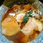 ぶたコング - 生姜醤油ラーメン760円