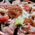 ゆたか寿司 - ゆたか寿司 海鮮丼