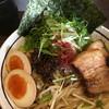 坦々麺はなび - 料理写真:濃厚坦々まぜそば(全のせ)