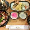 漁師料理たてやま - 料理写真:昼食セット