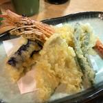 漁師料理たてやま - 天ぷら