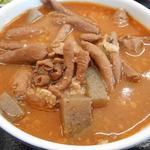 永井食堂 - もつ煮