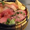 オレボキッチン&これがうまいんじゃ大津屋 - 料理写真:海鮮丼