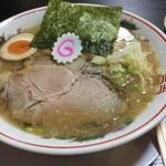 麺屋 小太郎 - 「しょうゆラーメン」