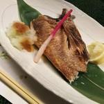 つばさ寿司本店 - 1703 つばさ寿司本店 焼肴(金目鯛)