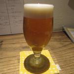 63318543 - こだわりの「生ビール」