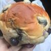 小西のパン - 料理写真:丹波黒豆パン