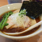 中華蕎麦 はる - 料理写真:特製中華蕎麦980円