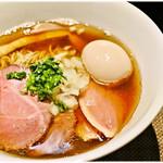 神保町 黒須 - 特製煮干蕎麦 1000円 すっきり淡麗な仕上がりながら芳醇な旨味♪めっちゃレベル高いです!