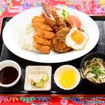 琉球亭 - 米城定食