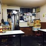 あづま家 - 漂う昭和の雰囲気!