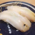 北陸金沢 まわる寿し もりもり寿し - つぶ貝