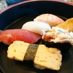 やまと寿司 - 料理写真:寿司定食650円