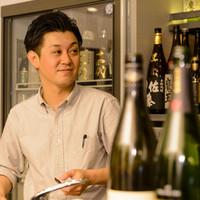 驚きとよろこびを提供する【和心洋彩】の創作料理。