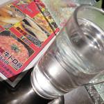 まるはん - 㐂六お湯割り_630円