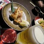 まるはん - 銀ムツかま炙り焼_1,280円