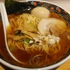 鮮魚麺 海里 - 料理写真:鮮魚醤油らーめん。