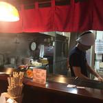 たつ屋 - 厨房