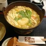 宗柳 - 料理写真:ほうとう鍋